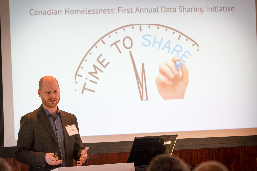 First Annual Canadian Homelessness Data Sharing Initiative photograph