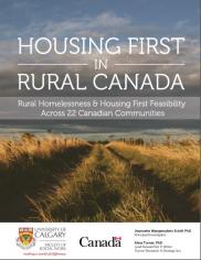 Housing First in Rural Canada