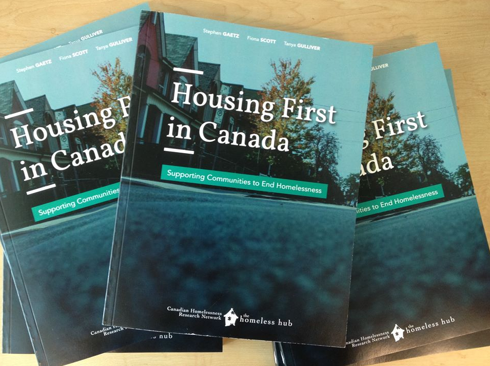 Housing First in Canada e-book
