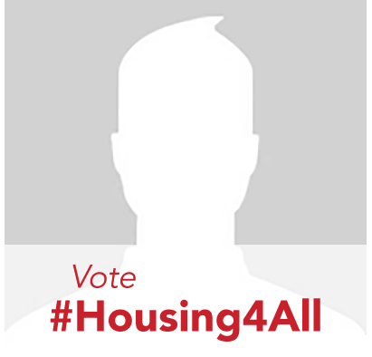 Housing for All badge
