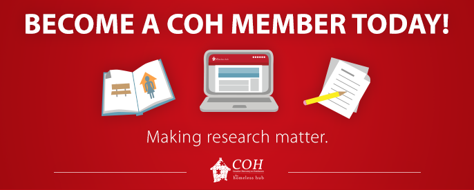 Become a COH member today!