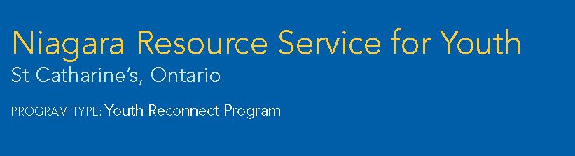 Niagara Resource Service for Youth