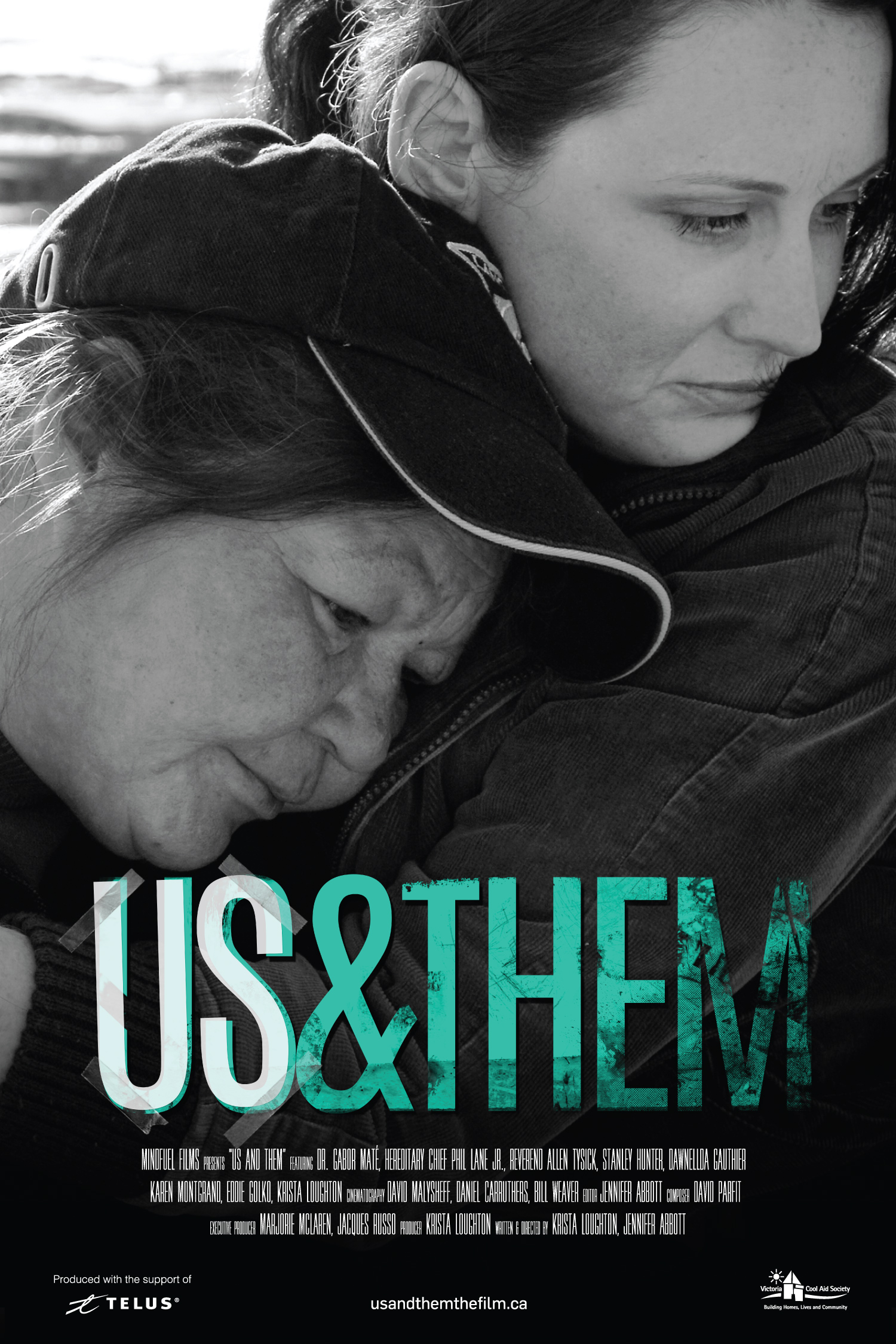 US & THEM Movie Poster