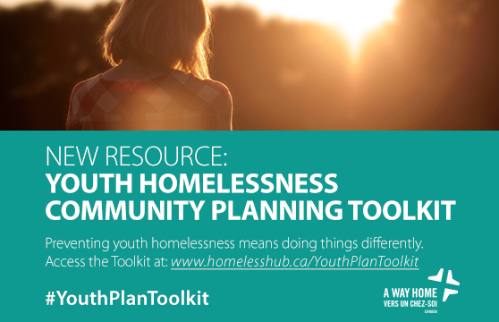 Download the toolkit at homelesshub.ca/YouthPlanToolkit