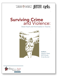 Surviving Crime and Violence report cover