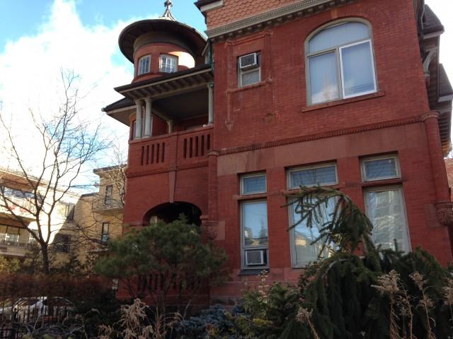 Sprott House
